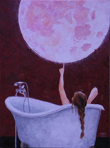 Gianna Bucelli - Sognando la luna