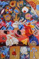 Note, colori e astri -  Francesco Sammicheli