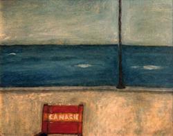 Mostra di pittura di Carlo Maffei