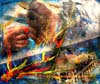 Mostra di pittura di Maurizio Perozzi