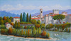 Mostra di pittura di Giuliano Piazzini