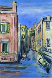 Mostra di pittura di Teresa De Bello