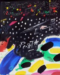 Mostra di pittura di Francisco j. Smythe