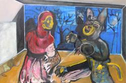 Mostra di pittura di Lorenzo Bonamassa