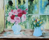 Mostra di pittura di Stefgri