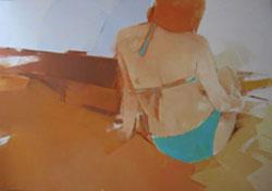 Mostra di pittura di Loredana Campa