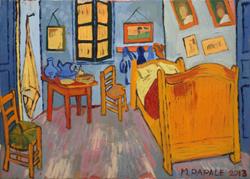 Mostra di pittura di Mauro Papale