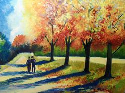 Mostra di pittura di Lorena Nannini