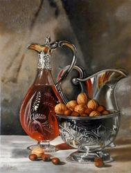 Mostra di pittura di N.A. Biagi