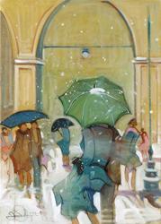 Mostra di pittura di Dino Pelagatti