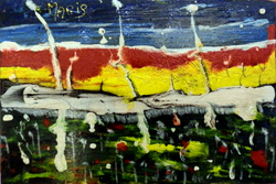 Mostra di pittura di  Maris