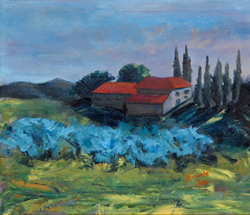 Mostra di pittura di Daniele Vannucci