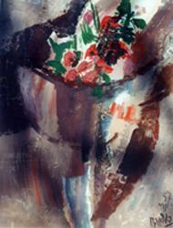 Mostra di pittura di Gastone Breddo