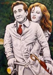 Mostra di pittura di Roberto Sguanci