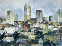 Mostra di pittura di Emanuele Cappello