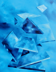 Mostra di pittura di Raffaella  Calcagnini