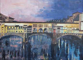 Mostra di pittura di Daniela Bandinelli