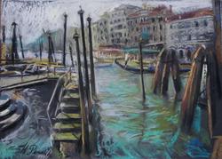 Mostra di pittura di Natalia Repina