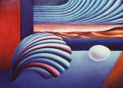Mostra di pittura di Maurizio Mariani