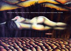 Mostra di pittura di Pietro Randazzo