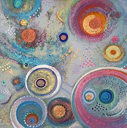 Mostra di pittura di Antonella  Lagana