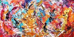 Mostra di pittura di Francesco Dea