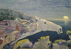 Mostra di pittura di Salvatore  Belcastro