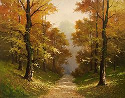Mostra di pittura di Maria Luisa Sartoretti