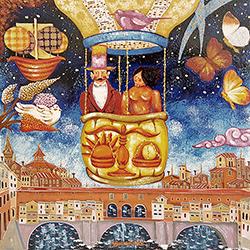 Mostra di pittura di Francesco Sammicheli