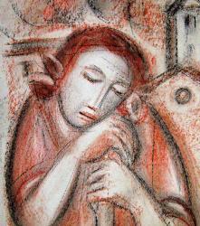 Mostra di pittura di Gino Terreni
