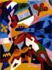 Mostra di pittura di M. Cristina Proserpio (M.P. Chris)