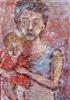 Mostra di pittura di Versus