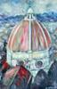 Mostra di pittura di Leda Alderighi