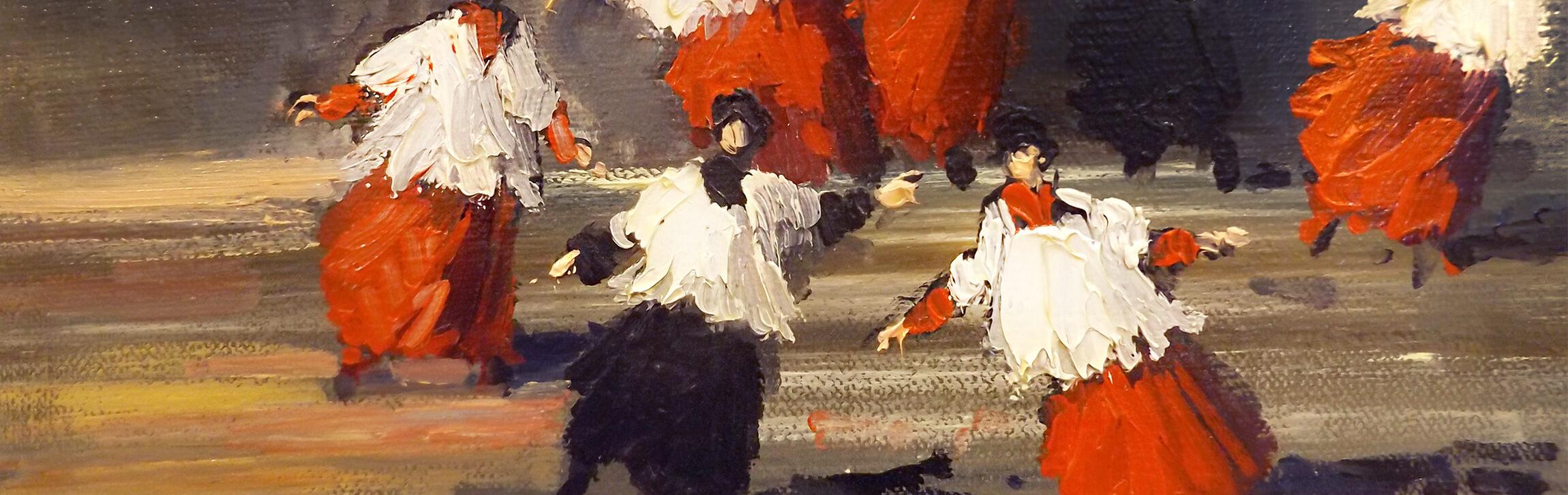 Oltre 7000 opere originali Pittori affermati e talenti emergenti