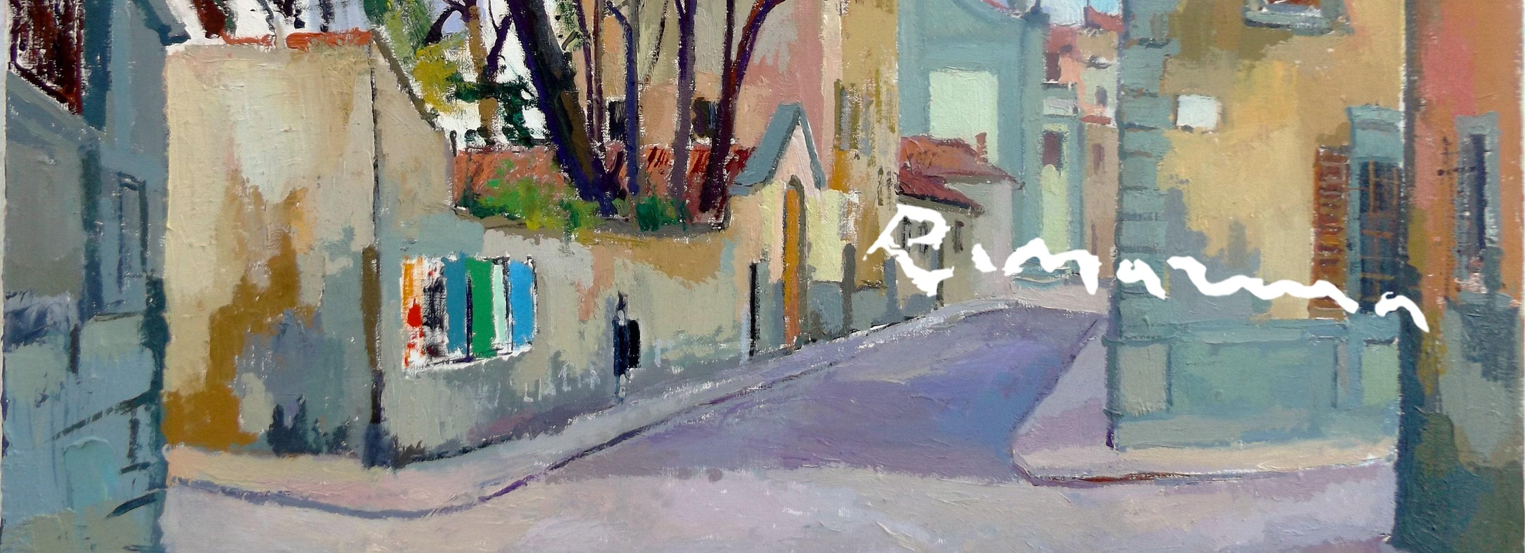 Rodolfo Marma Firenze, New York, Firenze<br />In galleria dal 18 Aprile al 18 Maggio