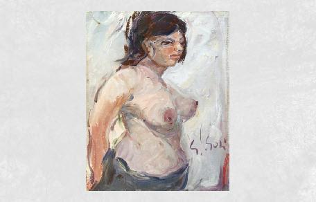 <br /><br />Nudo, Meditazione<br /><br /><em>Gino Paolo Gori</em>