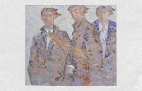 <br /><br />Tre ombre <br /><br /><em>Giampaolo Talani</em>