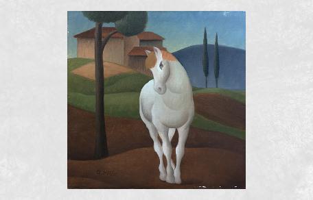 <br /><br />Cavallo bianco<br /><br /><em>Roberto Masi</em>