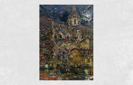 <br /><br />Cestello sotto il Chiar di Luna<br /><br /><em>Guido Borgianni</em>